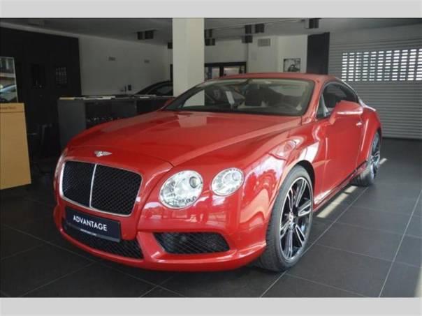 Bentley Continental GT 4.0 V8, foto 1 Auto – moto , Automobily | spěcháto.cz - bazar, inzerce zdarma
