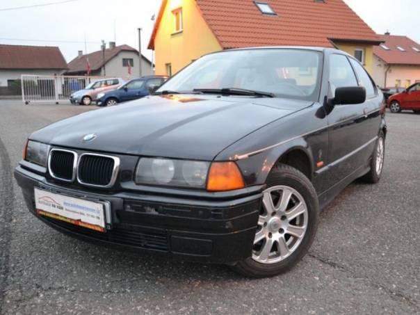 BMW Řada 3 316i  EKO uhrazeno TOP stav klima, foto 1 Auto – moto , Automobily | spěcháto.cz - bazar, inzerce zdarma