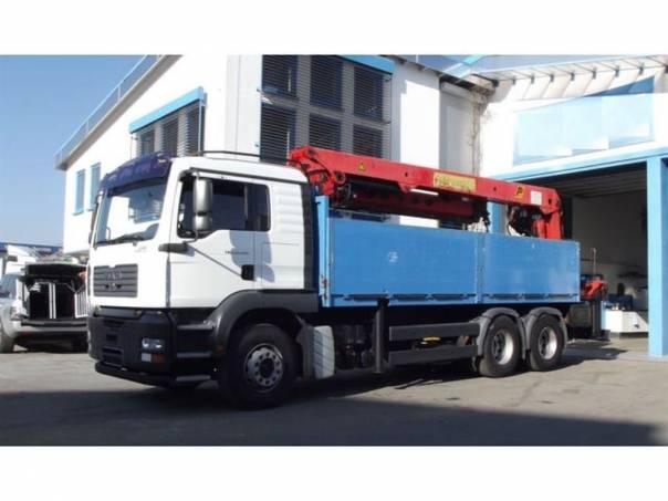 MAN  26.430 TGA 6x4 HR, foto 1 Užitkové a nákladní vozy, Nad 7,5 t | spěcháto.cz - bazar, inzerce zdarma