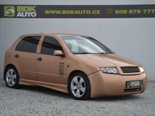 Škoda Fabia 1.4i, ČR, Servisní kniha, foto 1 Auto – moto , Automobily | spěcháto.cz - bazar, inzerce zdarma
