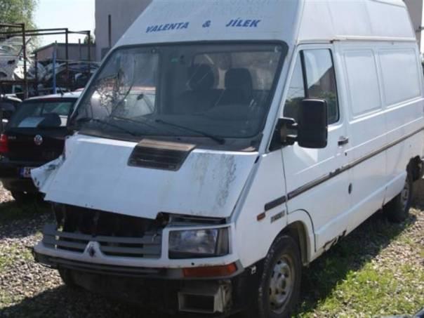 Renault Trafic 2.5 D, foto 1 Užitkové a nákladní vozy, Do 7,5 t | spěcháto.cz - bazar, inzerce zdarma