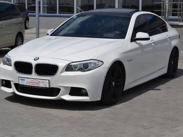 BMW Řada 5 3,0 M-PAKET*S*AUTOMAT*FULL, foto 1 Auto – moto , Automobily | spěcháto.cz - bazar, inzerce zdarma
