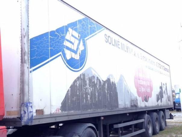 Schwarzmuller  KOS 3/E, foto 1 Užitkové a nákladní vozy, Do 7,5 t | spěcháto.cz - bazar, inzerce zdarma