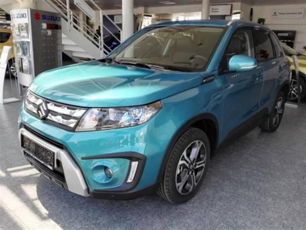 Suzuki Vitara Elegance 1.6 VVT Allgrip 4x4, foto 1 Auto – moto , Automobily | spěcháto.cz - bazar, inzerce zdarma