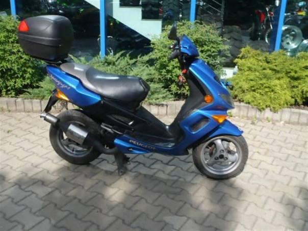 Speedfight 50, foto 1 Auto – moto , Motocykly a čtyřkolky | spěcháto.cz - bazar, inzerce zdarma