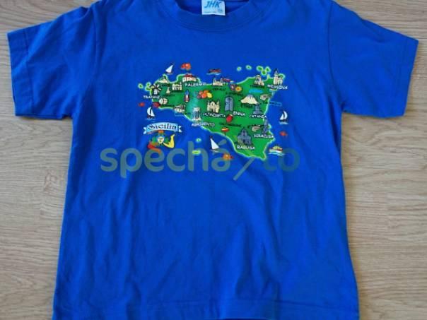 b374a242de8 Krásné tričko vel. 7-8 let