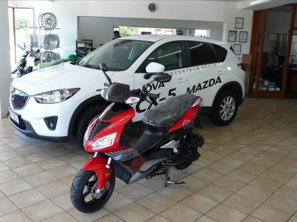 Kentoya  VIRON 125 4T, foto 1 Auto – moto , Motocykly a čtyřkolky | spěcháto.cz - bazar, inzerce zdarma