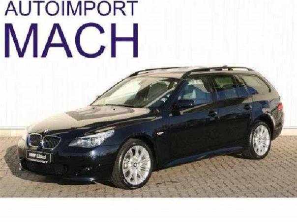 BMW Řada 5 3,0 Tour M Sportpaket, foto 1 Auto – moto , Automobily | spěcháto.cz - bazar, inzerce zdarma
