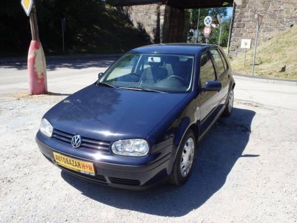 Volkswagen Golf 1,6i,16v 77KW,NAVI, foto 1 Auto – moto , Automobily | spěcháto.cz - bazar, inzerce zdarma