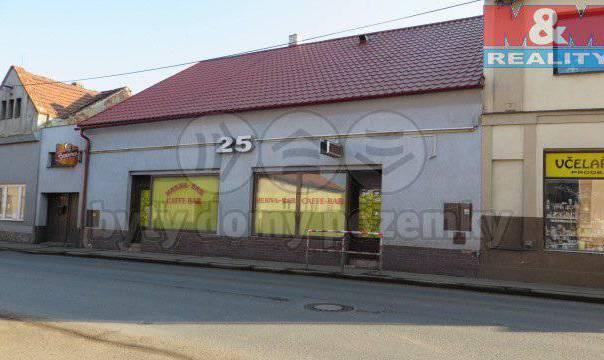 Pronájem nebytového prostoru, Hořovice, foto 1 Reality, Nebytový prostor | spěcháto.cz - bazar, inzerce