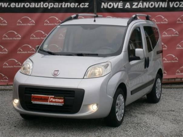 Fiat Qubo 1.4i 54kW Dynamic Klima Tažné, foto 1 Auto – moto , Automobily | spěcháto.cz - bazar, inzerce zdarma
