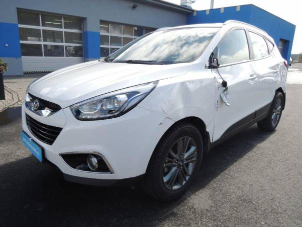 Hyundai ix35 1,6 i ser.kniha odpoč.DPH, foto 1 Auto – moto , Automobily | spěcháto.cz - bazar, inzerce zdarma