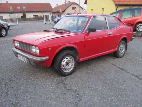 Fiat 128 CS 1300, foto 1 Auto – moto , Automobily | spěcháto.cz - bazar, inzerce zdarma