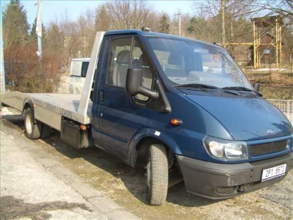 Ford Transit 2.4   TDDI ODTAHOVÝ SPECIÁL, foto 1 Užitkové a nákladní vozy, Do 7,5 t | spěcháto.cz - bazar, inzerce zdarma