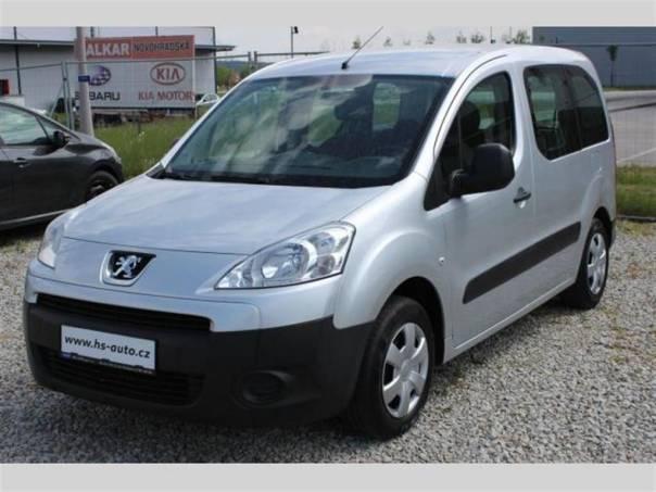 Peugeot Partner Tepee 1.6 HDi, nové v CZ, foto 1 Auto – moto , Automobily | spěcháto.cz - bazar, inzerce zdarma