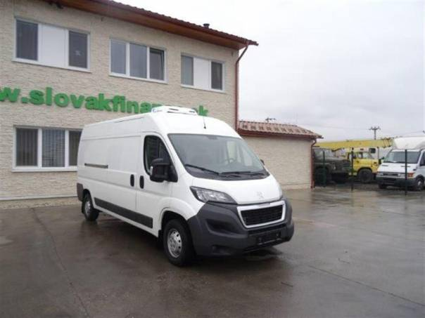 BOXER 2.2 Diesel chladiak do 0st. nový neregistrov, foto 1 Užitkové a nákladní vozy, Camping | spěcháto.cz - bazar, inzerce zdarma