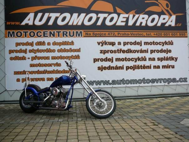 Harley-Davidson  stavba, foto 1 Auto – moto , Motocykly a čtyřkolky | spěcháto.cz - bazar, inzerce zdarma