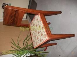 Starožitná židle ze 40. let 20.stol.