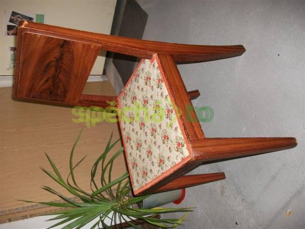 Starožitná židle ze 40. let 20.stol., foto 1 Hobby, volný čas, Sběratelství a starožitnosti | spěcháto.cz - bazar, inzerce zdarma
