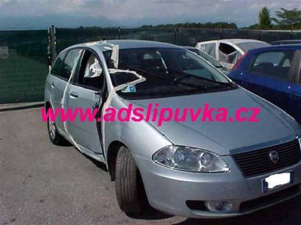 Fiat Croma 1.9 JTD, foto 1 Náhradní díly a příslušenství, Ostatní | spěcháto.cz - bazar, inzerce zdarma