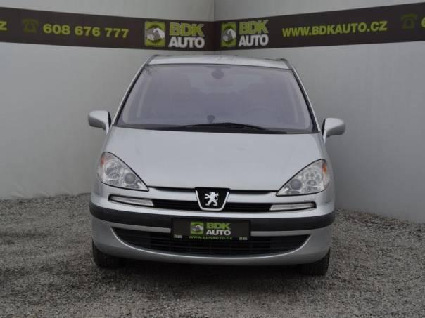 Peugeot 807 2.2HDi,94kW,7míst,NAVI,Kůže, foto 1 Auto – moto , Automobily | spěcháto.cz - bazar, inzerce zdarma