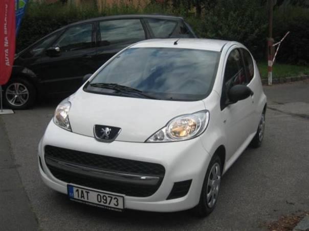Peugeot 107 1,0 12V Smile 1. majitel, foto 1 Auto – moto , Automobily | spěcháto.cz - bazar, inzerce zdarma