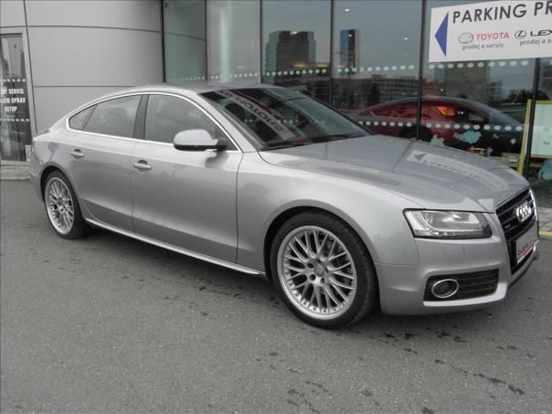 Audi A5 3,0   TDI SPORTBACK QUATTRO, foto 1 Auto – moto , Automobily | spěcháto.cz - bazar, inzerce zdarma