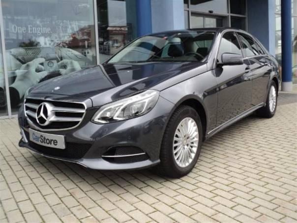 Mercedes-Benz Třída E E 250 CDI Avantgarde, LED, CZ, Automat, foto 1 Auto – moto , Automobily | spěcháto.cz - bazar, inzerce zdarma