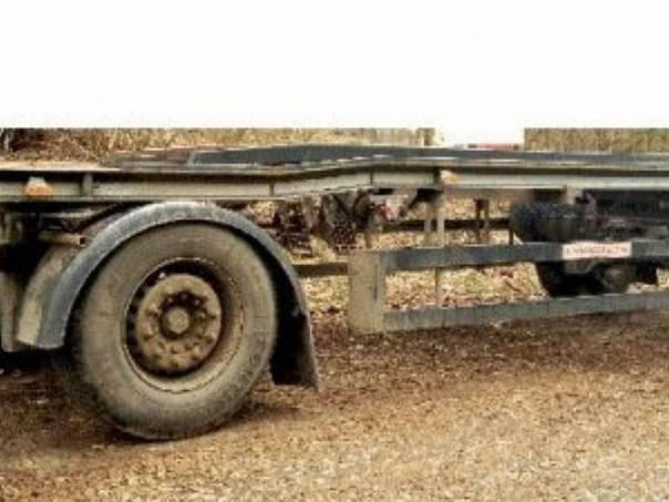 Schwarzmuller  , foto 1 Užitkové a nákladní vozy, Přívěsy a návěsy | spěcháto.cz - bazar, inzerce zdarma