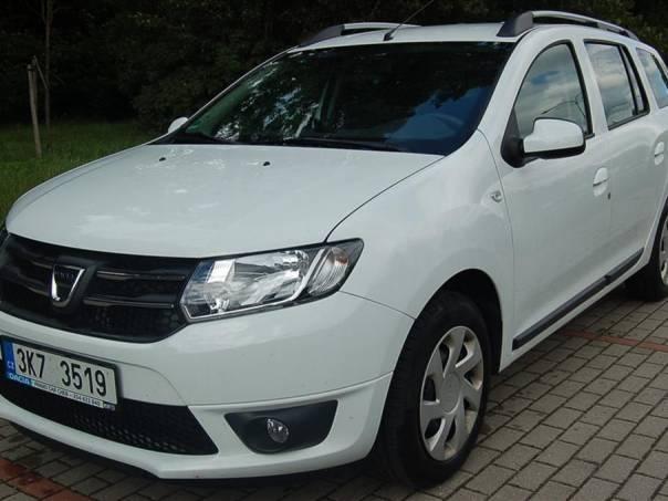 Dacia Logan 1,5 DCi - ČR 1.MAJITEL, foto 1 Auto – moto , Automobily | spěcháto.cz - bazar, inzerce zdarma