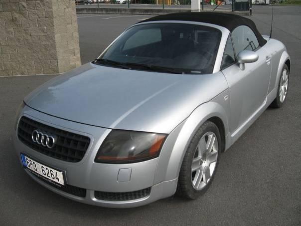 Audi TT 1.8T,Odpočet DPH,Ser. Historie, foto 1 Auto – moto , Automobily | spěcháto.cz - bazar, inzerce zdarma
