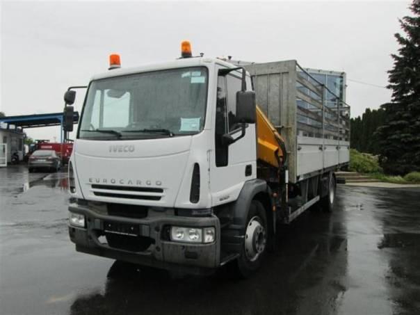 160E21 + hydraulická ruka, foto 1 Užitkové a nákladní vozy, Nad 7,5 t   spěcháto.cz - bazar, inzerce zdarma