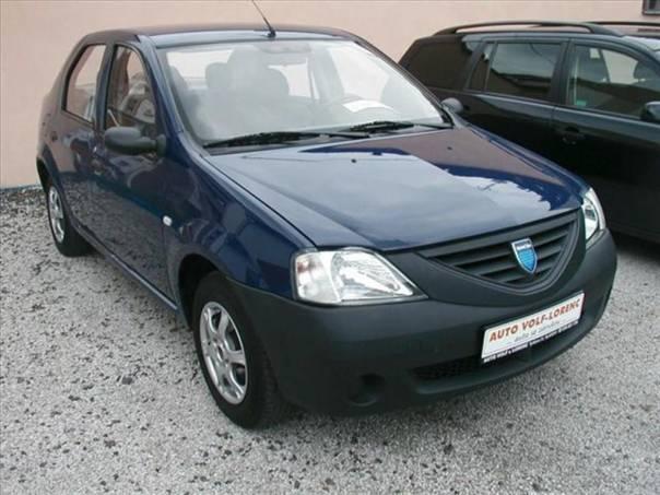 Dacia Logan 1,4, foto 1 Auto – moto , Automobily | spěcháto.cz - bazar, inzerce zdarma