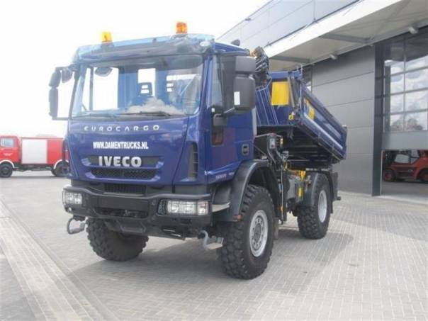 4x4 EEV sklopka s jeřábem, foto 1 Užitkové a nákladní vozy, Nad 7,5 t | spěcháto.cz - bazar, inzerce zdarma
