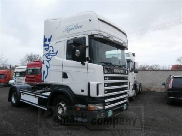 124 420 Manual Hydraulika, foto 1 Užitkové a nákladní vozy, Nad 7,5 t | spěcháto.cz - bazar, inzerce zdarma