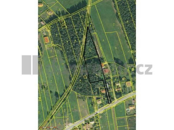 Prodej pozemku, Vrábče, foto 1 Reality, Pozemky | spěcháto.cz - bazar, inzerce