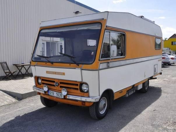 Hymer  2.3 zachovale, foto 1 Užitkové a nákladní vozy, Camping | spěcháto.cz - bazar, inzerce zdarma
