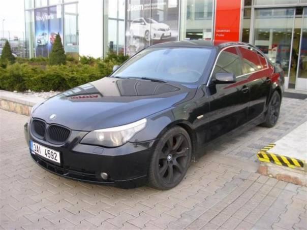 BMW Řada 5 530d SERVIS AUTOM KŮŽE, foto 1 Auto – moto , Automobily | spěcháto.cz - bazar, inzerce zdarma