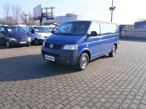 Volkswagen Transporter T5 L1H1 A/C SERVISKA CZ, foto 1 Užitkové a nákladní vozy, Do 7,5 t | spěcháto.cz - bazar, inzerce zdarma