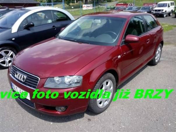 Audi A3 1,9 TDI *77 kW*servis.kn.* ČR, foto 1 Auto – moto , Automobily | spěcháto.cz - bazar, inzerce zdarma