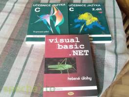 3x učebnice informatiky a programování , Hobby, volný čas, Knihy  | spěcháto.cz - bazar, inzerce zdarma