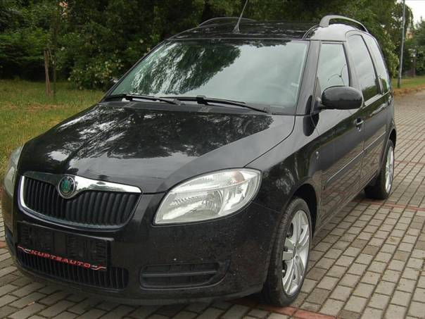 Škoda Roomster 1,9 TDi -, foto 1 Auto – moto , Automobily | spěcháto.cz - bazar, inzerce zdarma