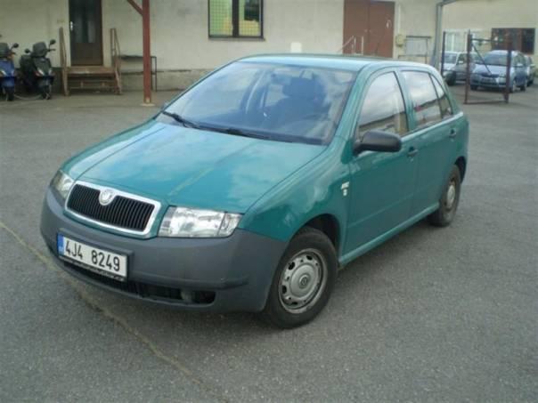 Škoda Fabia 1.4.MPI, foto 1 Auto – moto , Automobily | spěcháto.cz - bazar, inzerce zdarma