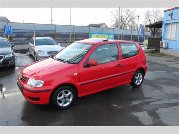 Volkswagen Polo 1.0 i, foto 1 Auto – moto , Automobily   spěcháto.cz - bazar, inzerce zdarma
