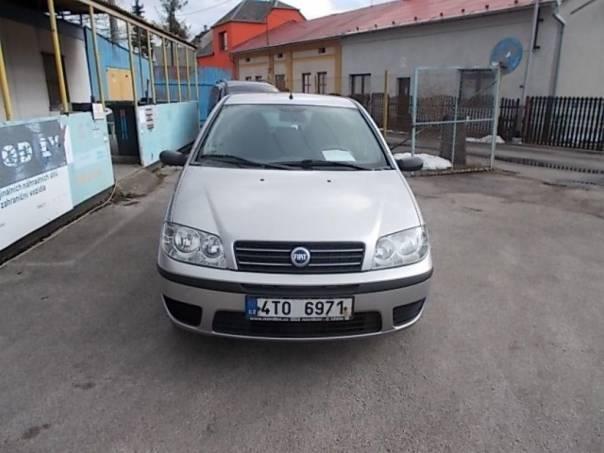 Fiat Punto 1,2 8 v, foto 1 Auto – moto , Automobily | spěcháto.cz - bazar, inzerce zdarma