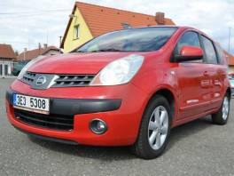 Nissan Note 1,5 DCI   63kW , Auto – moto , Automobily  | spěcháto.cz - bazar, inzerce zdarma