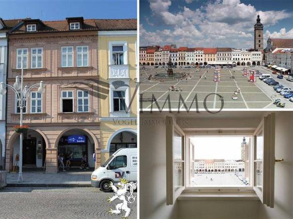 Prodej kanceláře, České Budějovice - České Budějovice 1, foto 1 Reality, Kanceláře | spěcháto.cz - bazar, inzerce