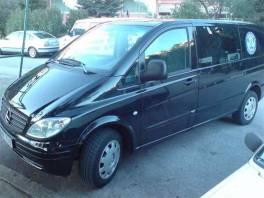 Mercedes-Benz Vito Mixto 109 CDI