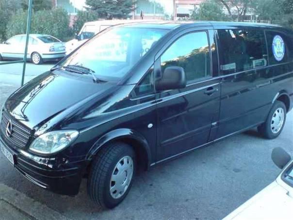 Mercedes-Benz Vito Mixto 109 CDI, foto 1 Užitkové a nákladní vozy, Do 7,5 t | spěcháto.cz - bazar, inzerce zdarma