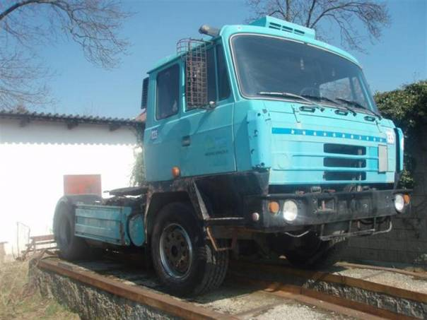 815 4x4.2, foto 1 Užitkové a nákladní vozy, Nad 7,5 t | spěcháto.cz - bazar, inzerce zdarma